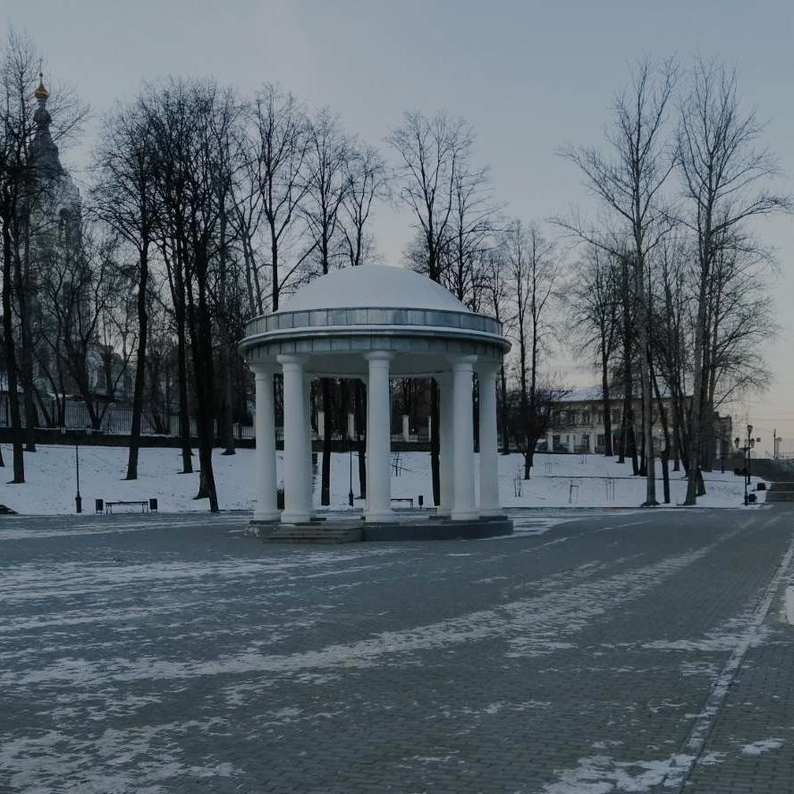 Сад им. Я.М. Свердлова